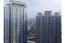 Taman Anggrek Residences 2BR Semi Furnished Lantai Tinggi View Pool, Taman Anggrek, Jakarta Barat