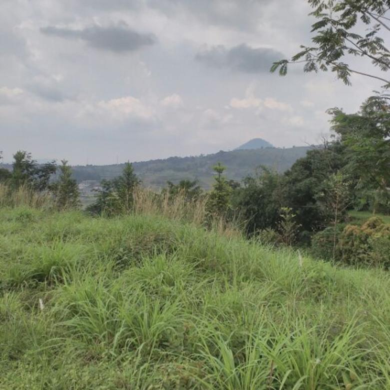 Tanah di gunung geulis