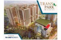 Apartemen Transpark @ Juanda Bekasi *Cicil 24x, Flat 36x