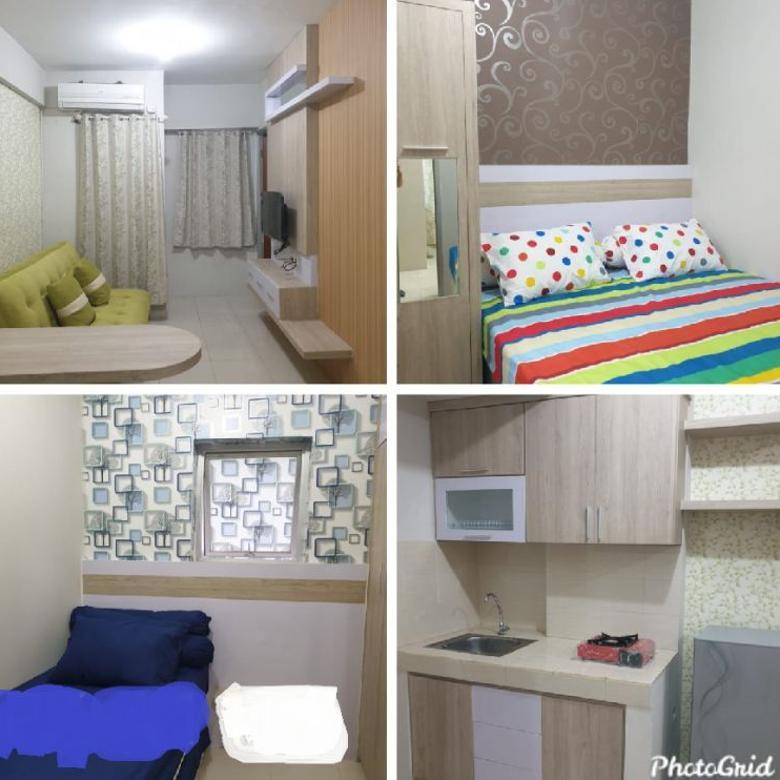 Dijual Apartemen New Full Furnished Lantai Rendah Super Istime