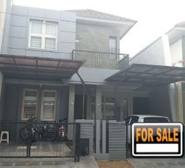 #A0798 Modern Compact House At Florence Pakuwon City 2FLOOR