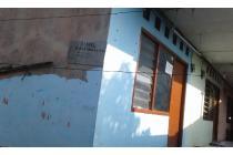 Rumah kontrakan 5 pintu MuRaH dekat Jalan Raya & STASIUN LA