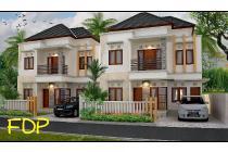 Rumah Indent dua lantai DP Mudah Ungasan Badung Bali