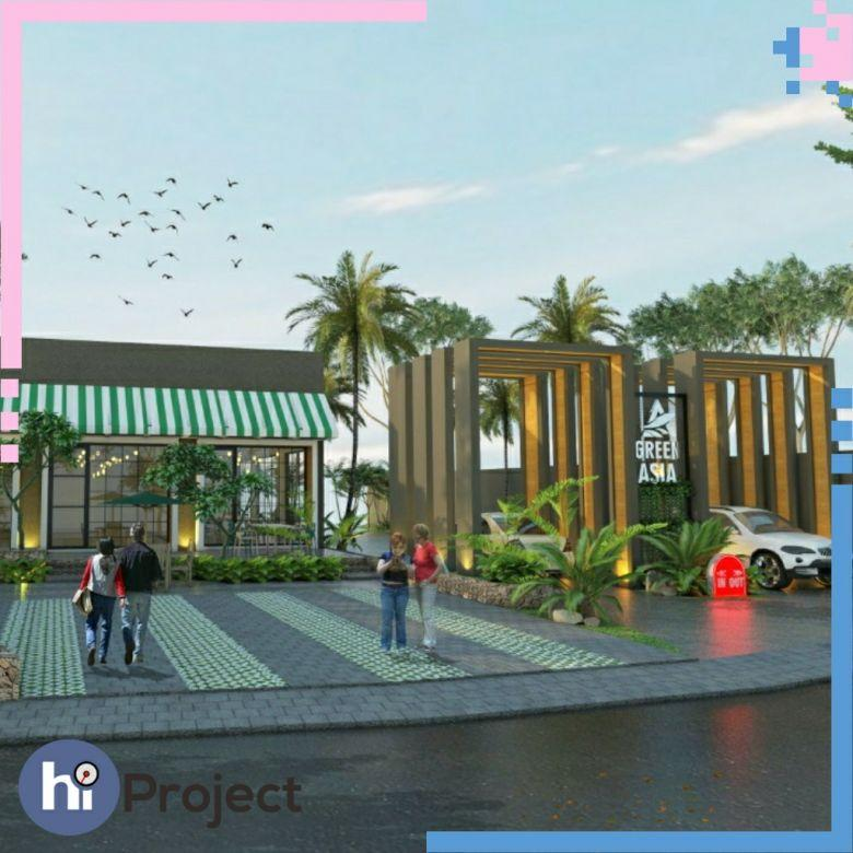 Rumah subsidi Green Asia Labuapi Lombok barat S038
