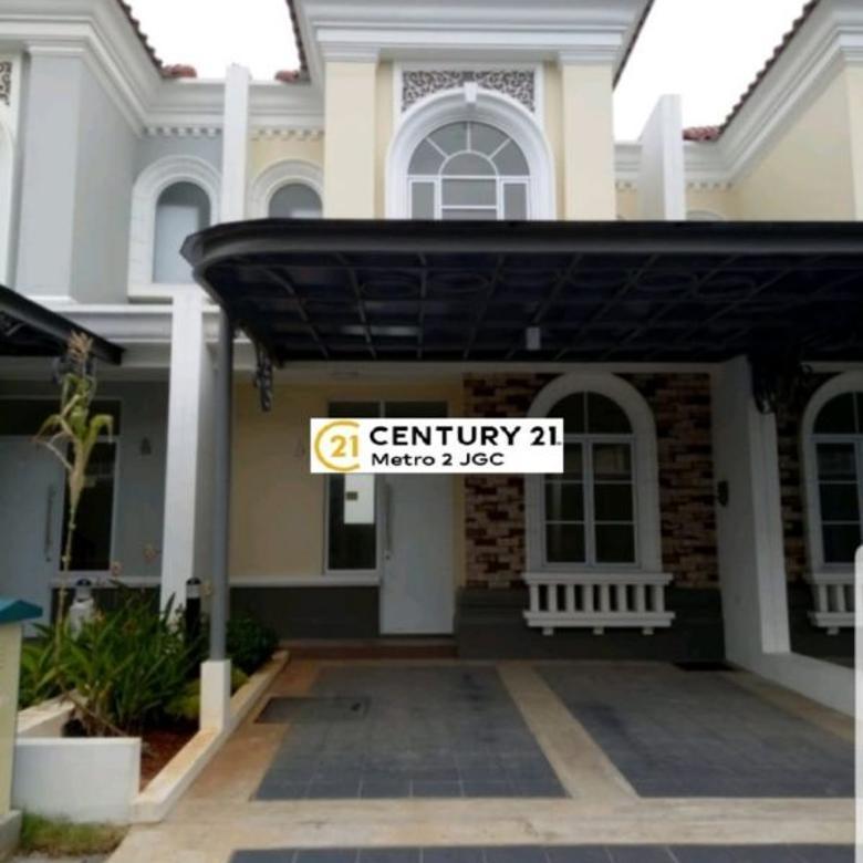 Dijual rumah baru di Jakarta Garden City Cluster La Seine