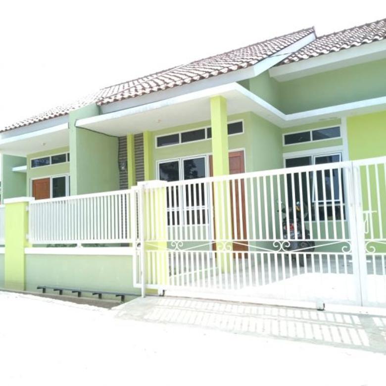 Booking Fee 2,5 Rumah Tanpa DP Di Depok.