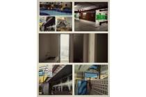 Bassura City lantai rendah hadap kolam basura