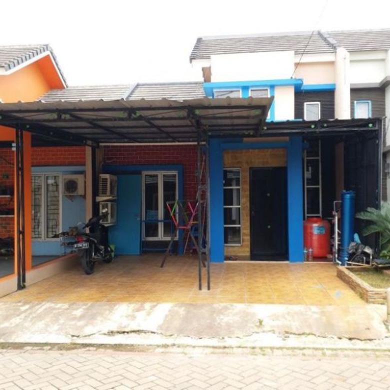 Rumah cantik fully furnished di Serpong Garden 1