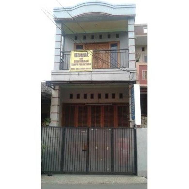 Dijual Cepat Rumah Pinggir Jalan Kecapi Raya, Jagakarsa, Jakarta P0217