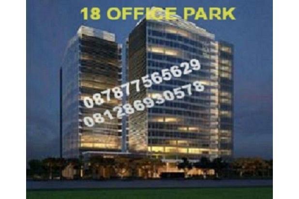 Rp13,6mily Ruang Kantor Dijual