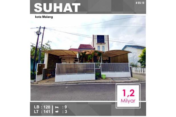 Rumah di Suhat kota Malang 16048065