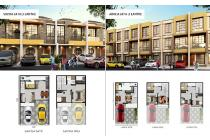 Rumah PIK 2 Cluster Arcadia, Cicilan RP 7 jt KPR 10-20 tahun