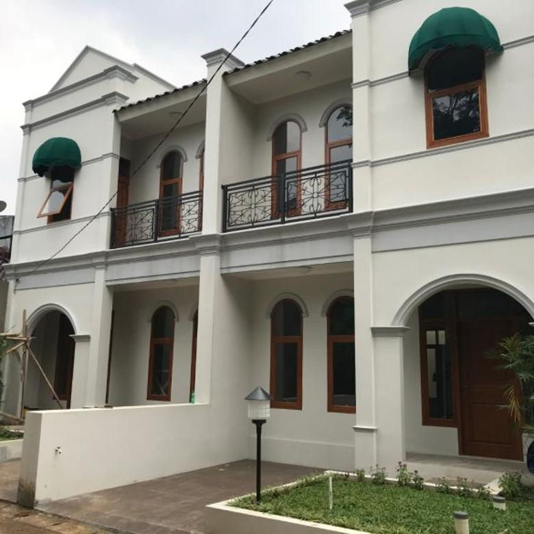 Dijual rumah baru murah strategis di Jagakarsa Jakarta Selatan