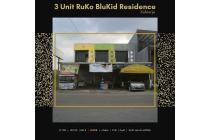 Ruko BluKid Residence, Bluru kidul, Sidoarjo | Beli satu atau
