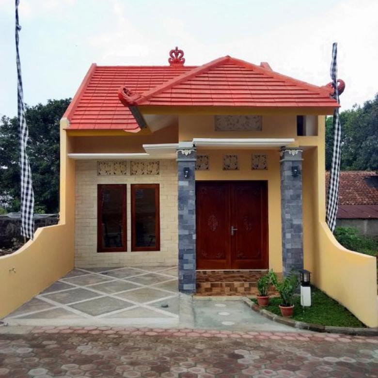 Rumah Desain Cantik di Bogor, DP 8 juta