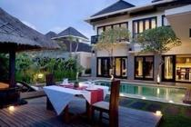 Modern Villa in the most beautiful places in bali