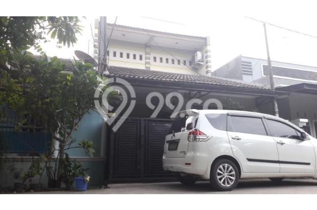 Dijual Rumah Strategis Nyaman Pondok Ungu Permai (A423) 15828827