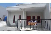 Rumah, Bangunan Baru di Harapan Indah Satu, Bekasi