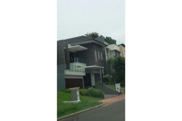 Rumah Dijual Cepat di Cluster Crown Selatan Gading Serpong 5356039