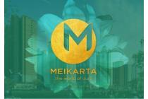 Dijual Apartemen 3BR Strategis di Meikarta Tower 1B Bekasi