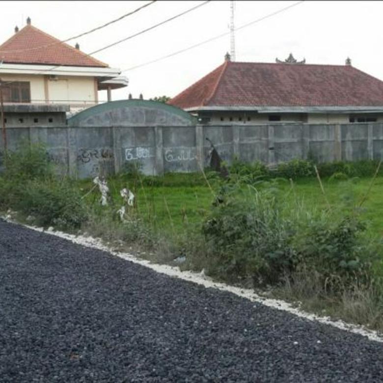 tanah lingkungan villa mewah dan komersial di belakang shushite sunsed roud