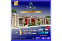 Rumah 2 KT Double Dinding Tanpa DP Citra Elok Jonggol Bogor