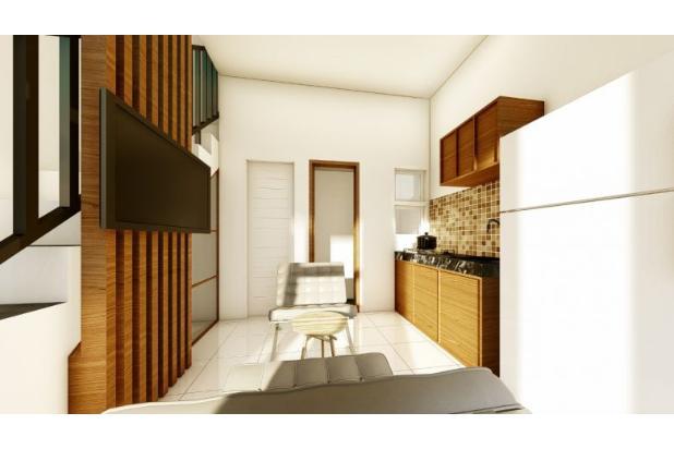 Rp555jt Rumah Dijual