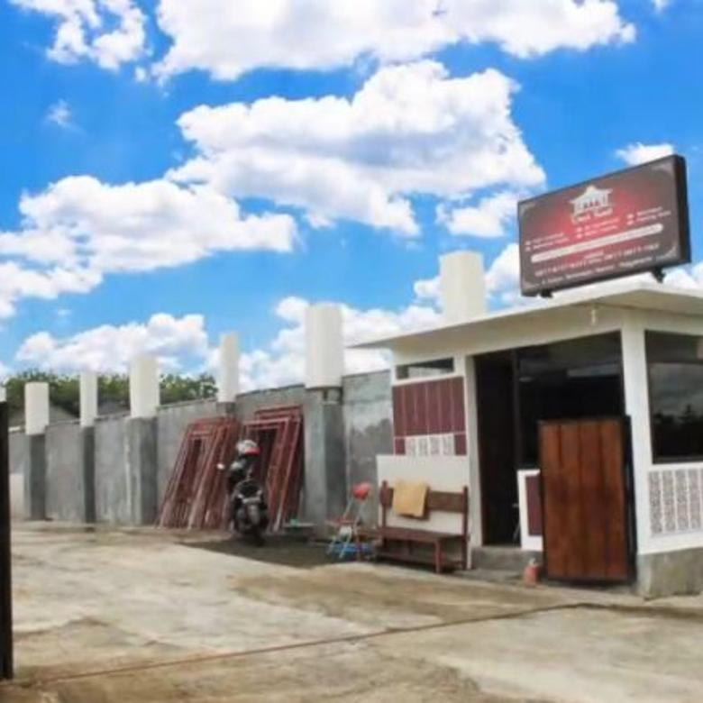 (DH) Rumah Homestay atau Kos Strategis Di Jl Sukun Raya Bangun