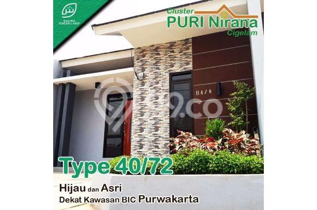 PERUMAHAN SYARIAH DI PURWAKARTA, PURI NIRANA CIGELAM 17793704