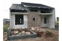 Dijual Rumah Baru Lokasi Strategis di Perumahan Mekarsari Cimanggis, Depok