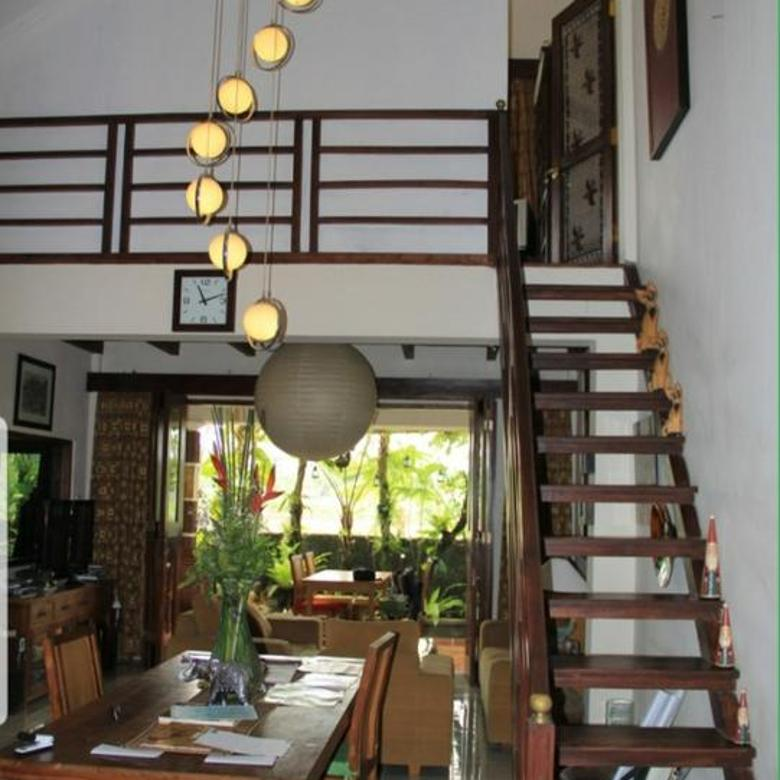 Rumah Jl Kabupaten, dekat pusat kota dalam perumahan