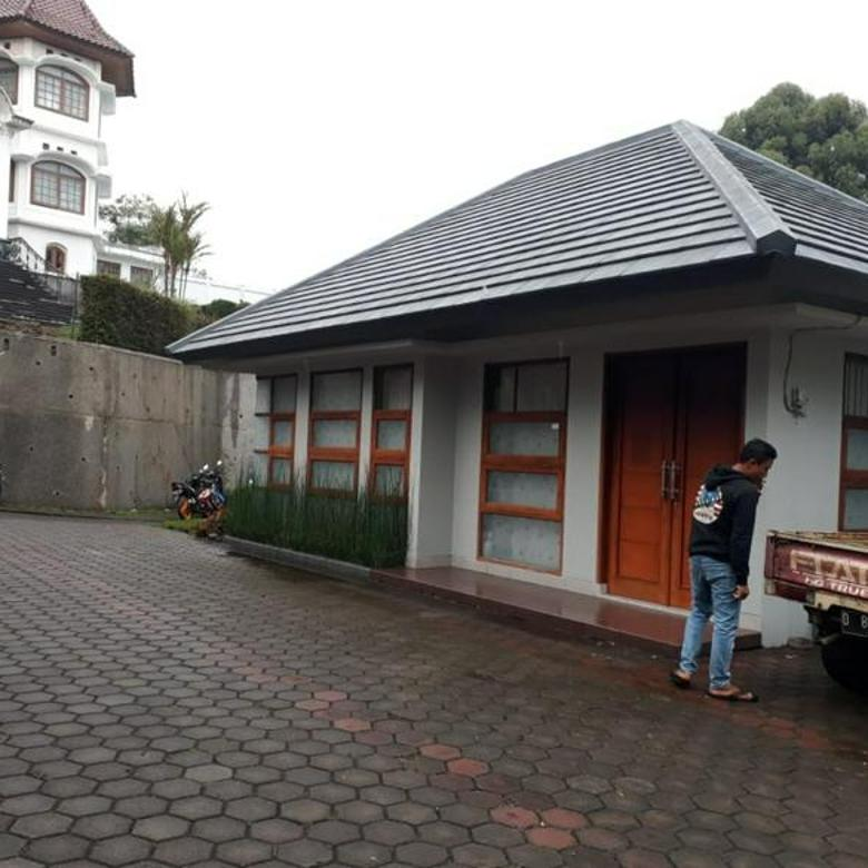 Villa Mewah Sejuk Full Furnish 600jt an Lembang Bandung