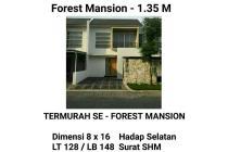 Rumah Forest Mansion Wiyung Surabaya Siap Huni Murah Nego