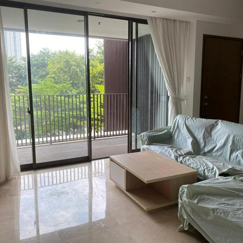 Apartment 1 Park Avenue 2+1BR uk 150sqm  Elegant Fully Furnished at Gandaria Jakarta Selatan