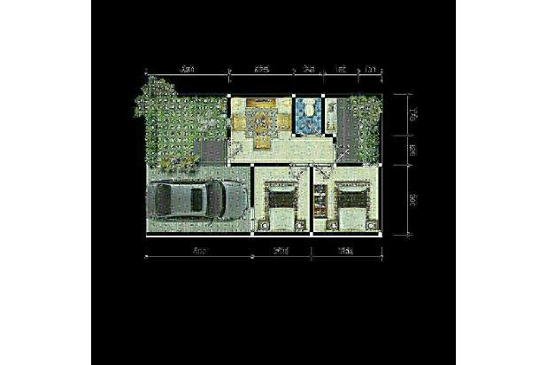 Dijual rumah murah desain mewah istimewa dibanyumanik 16226440