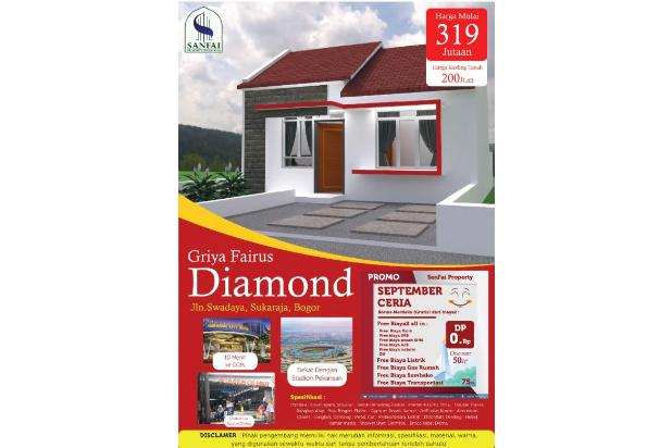Rp369jt Rumah Dijual