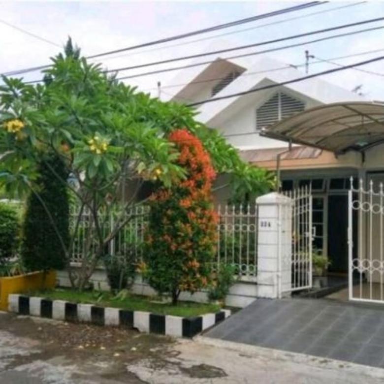 Rumah 1,5 Lantai Dharmahusada Indah Cuman 16 Jutaan/m2