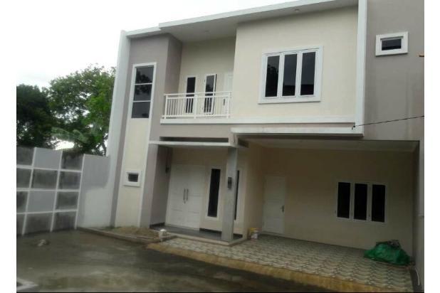 Dijual rumah baru mewah dalam cluster jakarta selatan 17150559