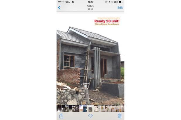 Rumah mewah harga sederhana langsung jalan raya tapi nyaman tidak bising 14615462