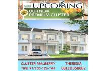 New Cluster MALBERRY Banjar Wijaya