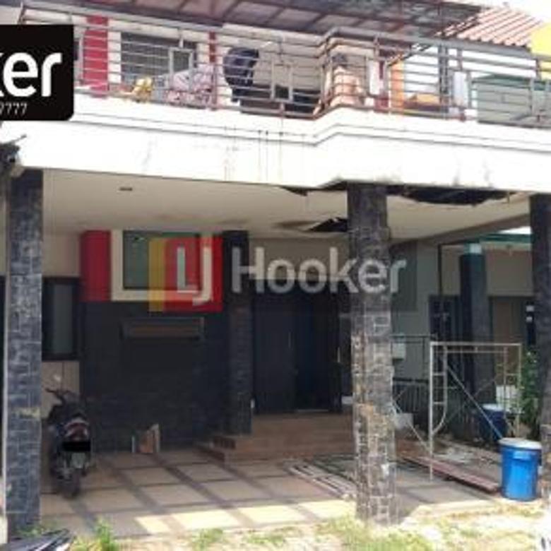 Rumah bertingkat siap uni dalam Cluster Raffles Hills