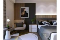 Apartemen Istimewa Jogja! Studio 34m2 Terluas, Terbatas!