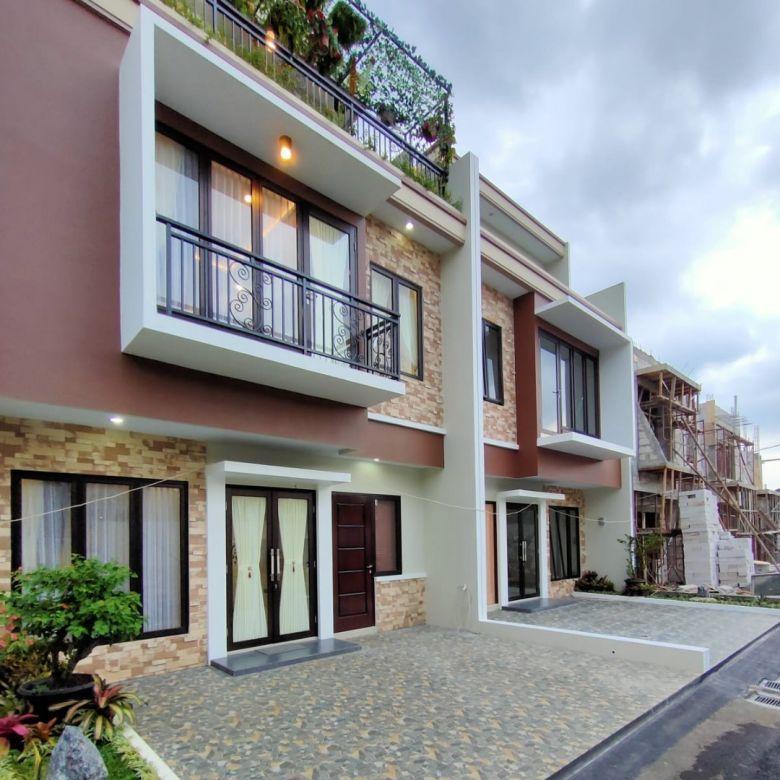 Dijual Rumah Baru Konsep Aparthouse di Jatiasih Bekasi