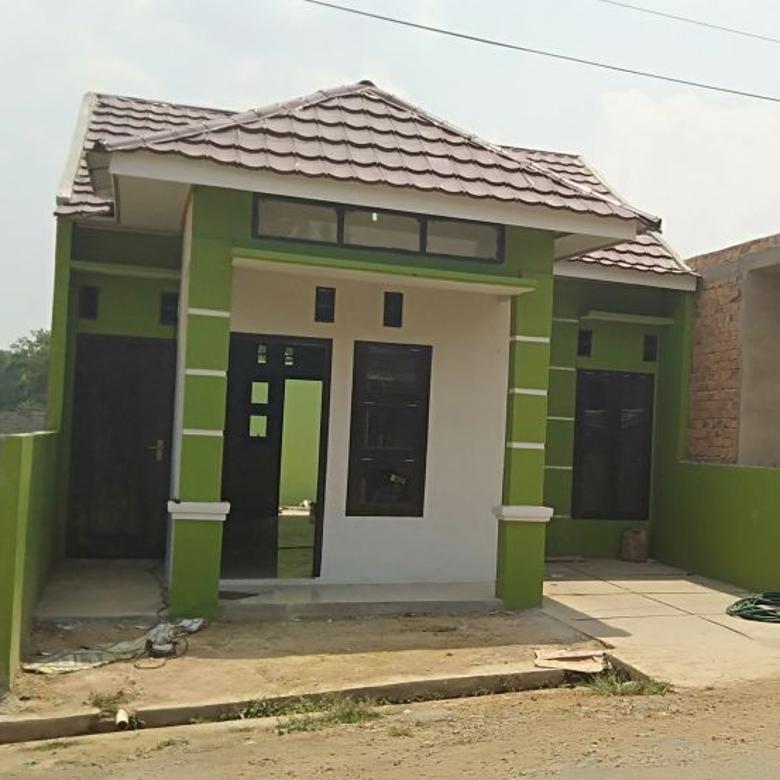 Rumah Siap Bangun Kredit Syariah