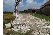 Tanah Siap Bangun Harga Bersahabat, Dekat Pabrik Gula Tulangan