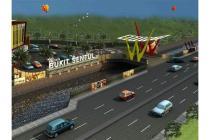 Rumah (new) Wisata Bukit Sentul, Lawang, Malang (posisi ISTIMEWA)