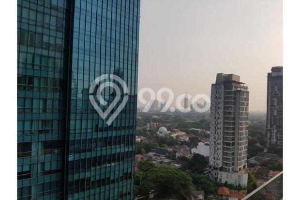 Dijual Apartemen Residence 8 (94m2) 2BR Furnish Senopati Jakarta Selatan 12900141