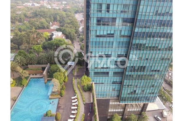 Dijual Apartemen Residence 8 (94m2) 2BR Furnish Senopati Jakarta Selatan 12900144