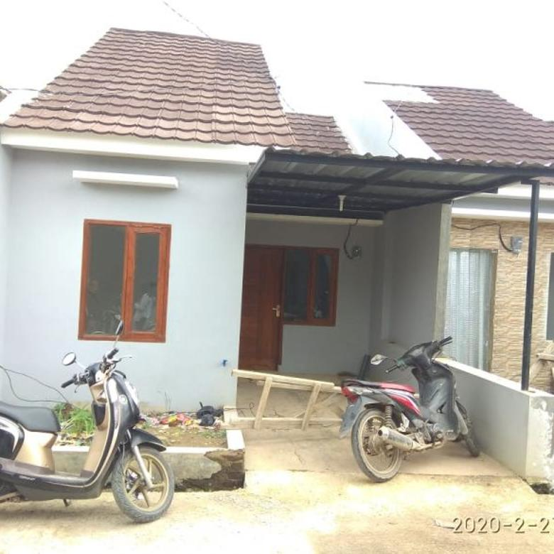 Dijual rumah baru harga murah di bumi cipta asri