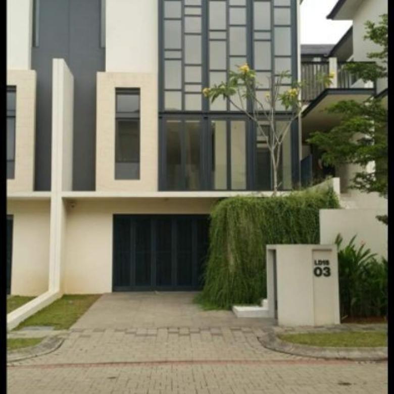 Dijual Rumah di BSD City. Tangerang - Banten